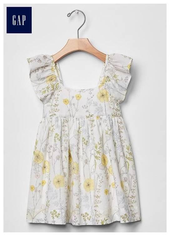 robe fleurie gap